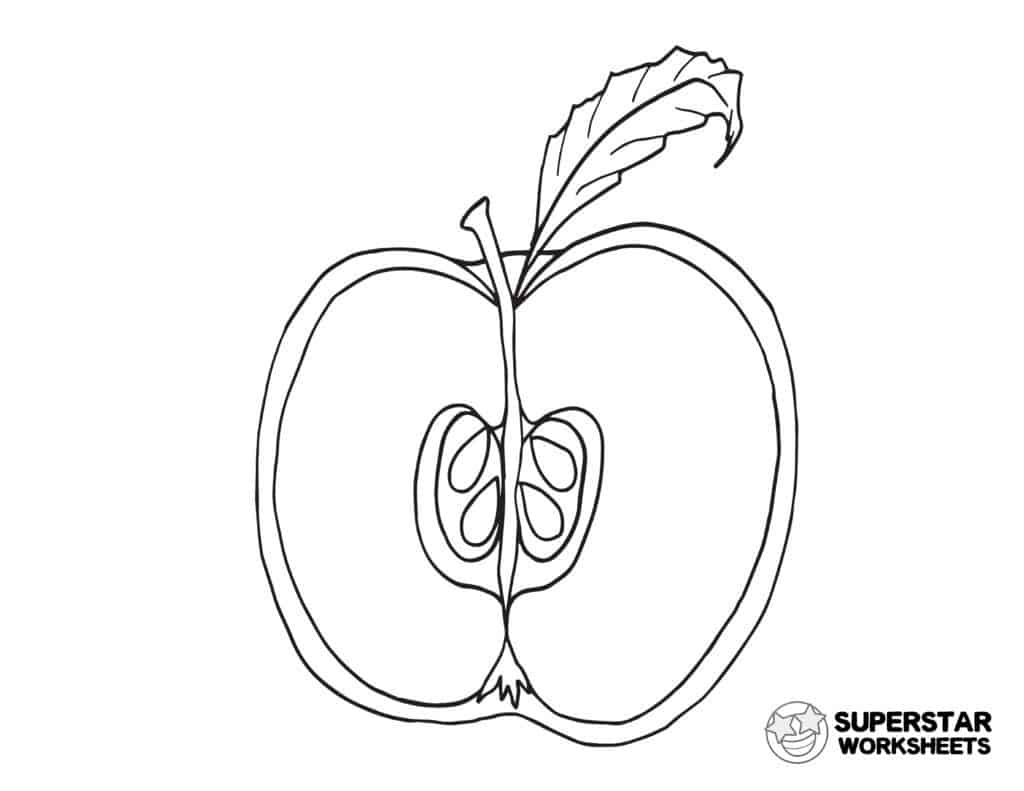 Apple Worksheets