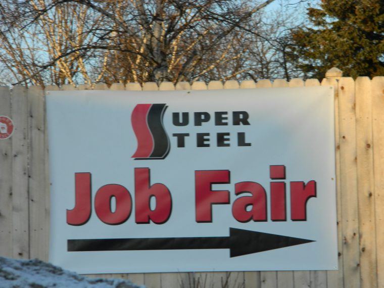 Super Steel to Hold Job Fair