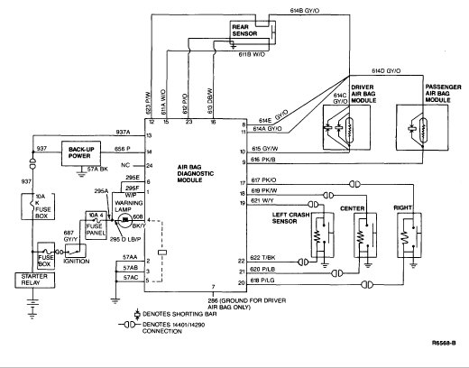 Air Bag Schematic 2008 gmc sierra dlr wiring diagram gmc wiring diagram gallery 2008 gmc sierra wiring diagram at gsmx.co