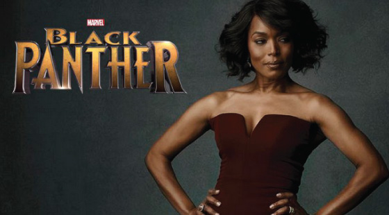 Angela Bassett, Black Panther, Ramonda, T'Challa, N'yami, superstupidresh.com, Comic news, marvel,