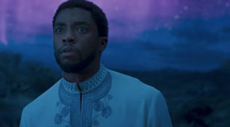 Watch the first full trailer for Marvel's Black Panther, starring Chadwick Boseman, Micheal B. Jordan, Lupita Nyong'o, forest whitaker, Angela Bassett, phylicia Rashad, Daniel Kaluuya