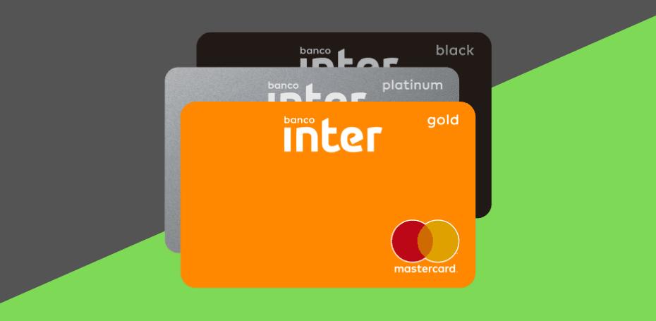 Cartão de crédito sem anuidade inter