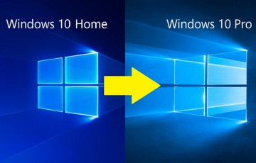 Upgrade Windows 10 Home To Pro