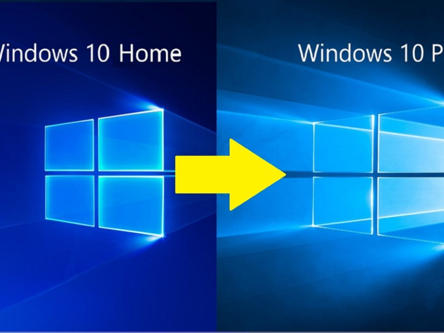 Upgrade Windows 10 Home To Pro