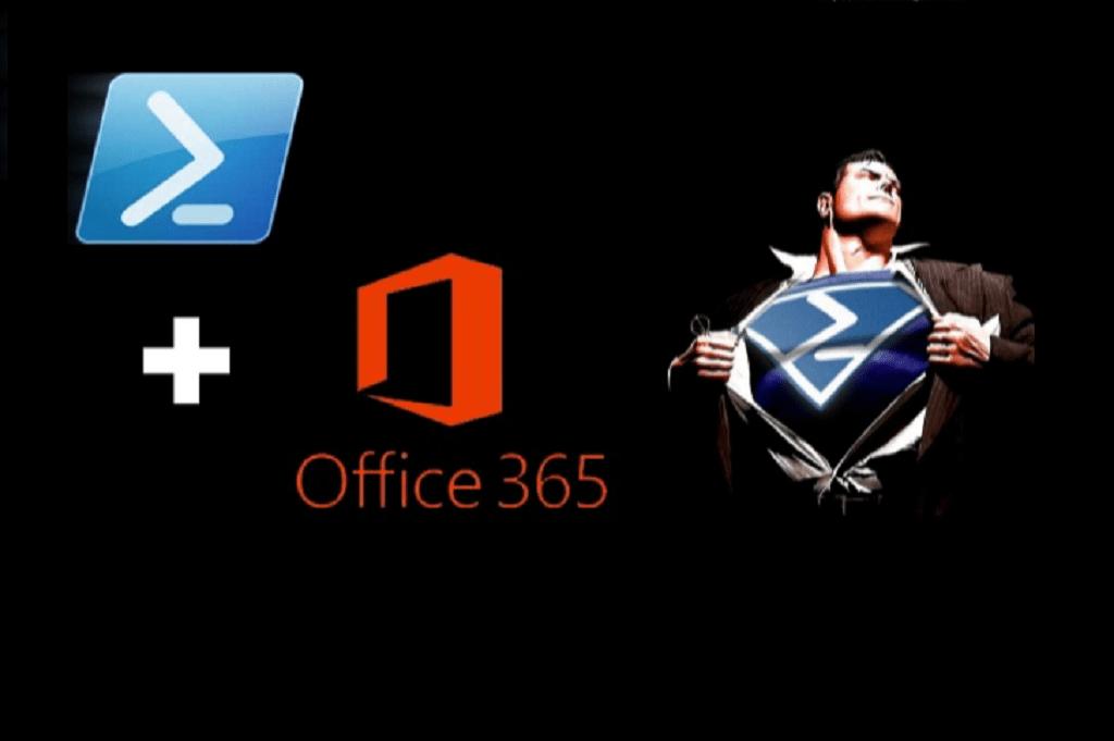 Office365 powershell