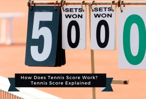 How Does Tennis Score Work
