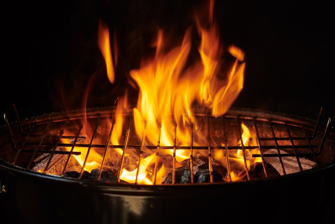 Wheel of Grilling