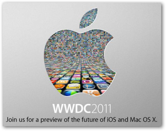 Apple WWDC 2011: O musical [Video]