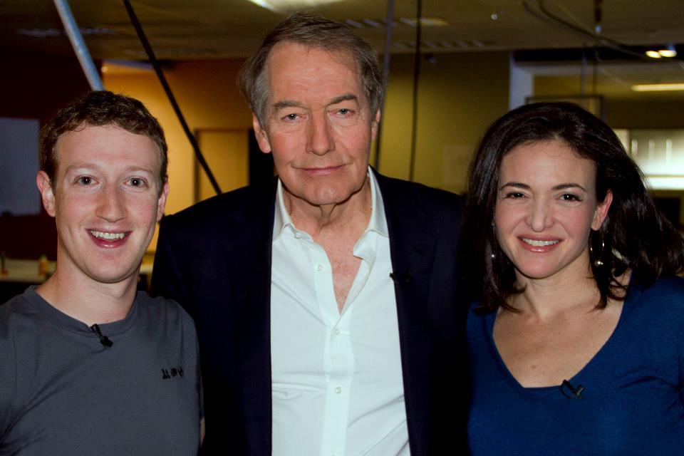 Facebook: Charlie Rose entrevista Mark Zuckerberg [Video]