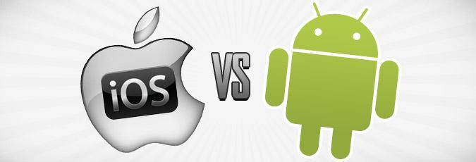Segurança:Android vs iOS [Infográfico]