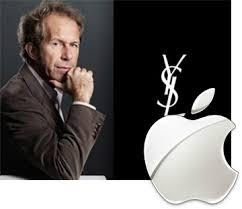 Paul Deneve-YSL-Apple