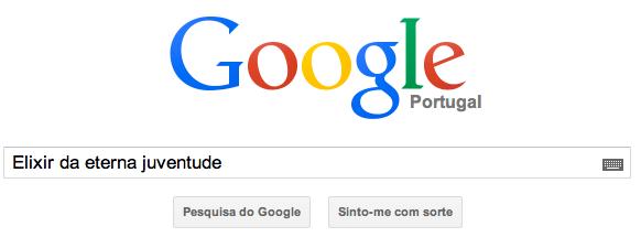 """Google: Procura o """"Elixir da eterna juventude""""? [Video]"""