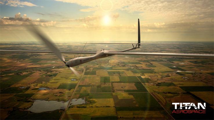 Google compra Titan Aerospace [VIDEO]