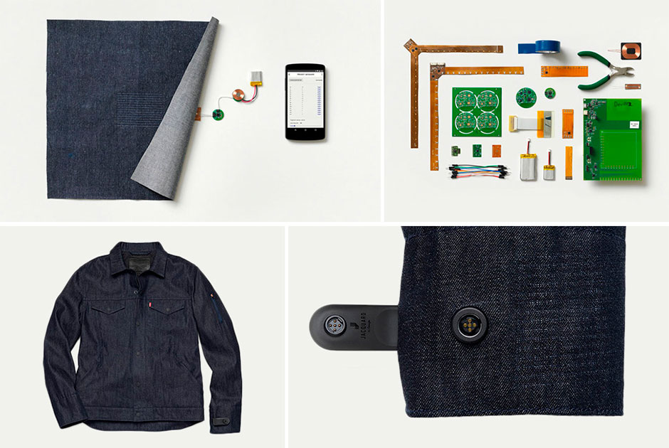 Google, Levi's, IBM e Marchesa: revolução na indústria têxtil