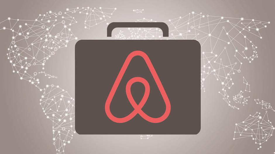 Airbnb reforça a ameaça à indústria hoteleira
