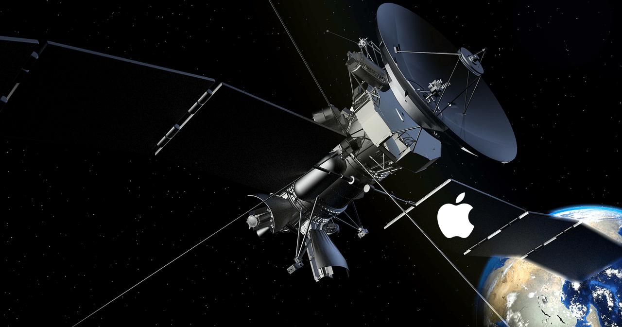 Porque é que a Apple está a investir em satélites?