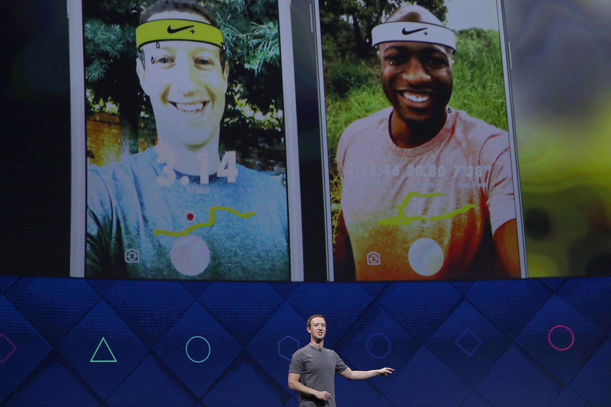Facebook: realidade aumentada e bots para as marcas comunicarem