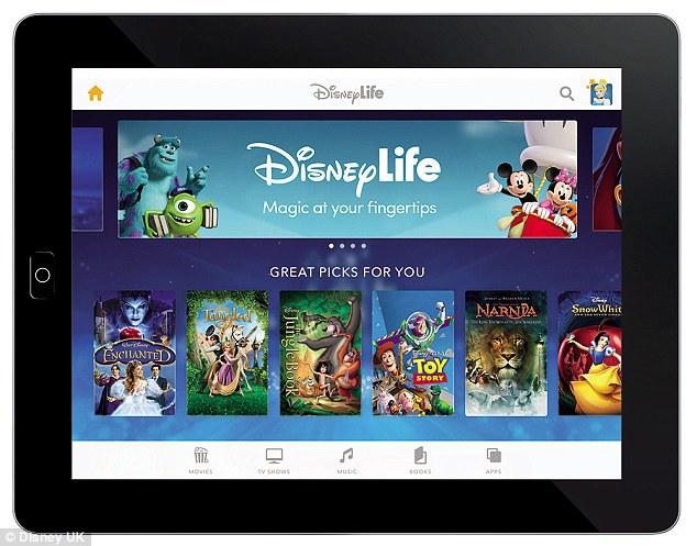 Disney vai lançar serviço de streaming de TV