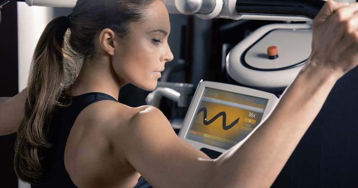 Gym-As-You-Go: máquinas de exercício on-demand
