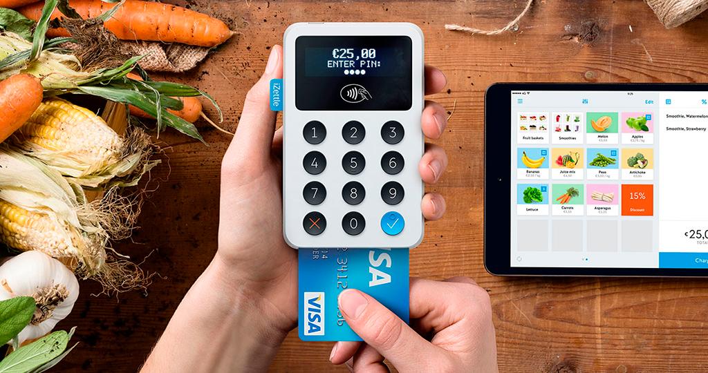 Porque é que a PayPal adquiriu a iZettle?