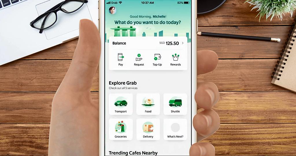 """""""Uber"""" do Sudeste Asiático integra serviço de streaming de vídeo"""