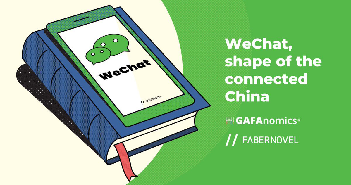 WeChat: the shape of the connected China