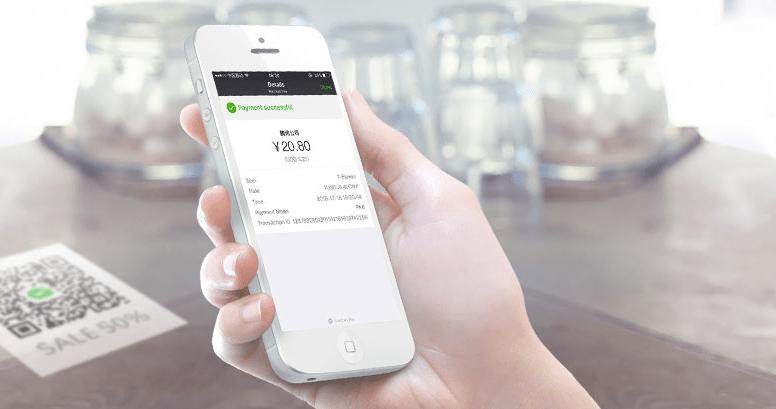 WeChat Pay vai permitir aceder a crédito