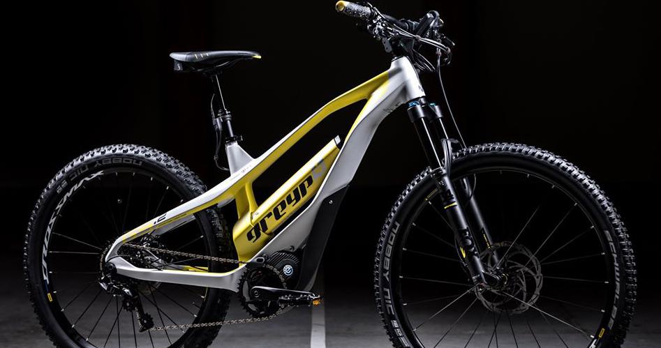 Greyp: bicicletas elétricas e conectadas à Internet