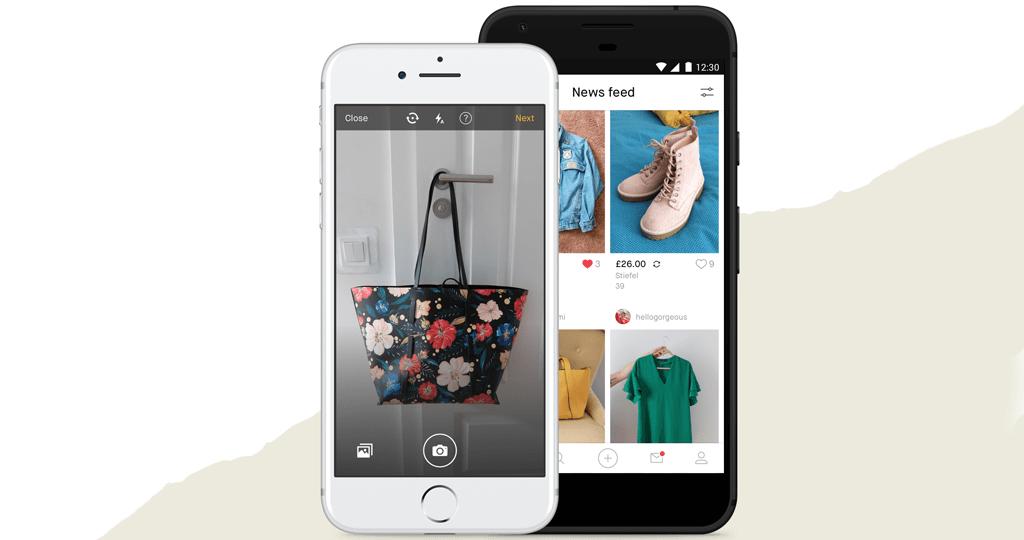 Vinted: marketplace de vestuário em segunda mão