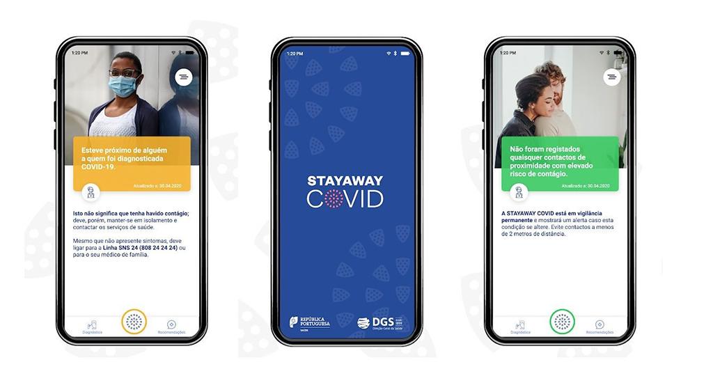 StayAway: a App portuguesa de rastreio da Covid-19