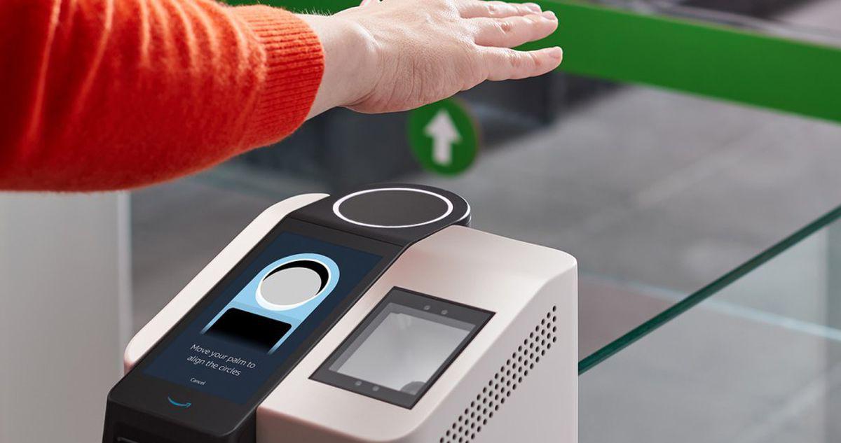 Amazon One, identificação e pagamentos com a palma da mão
