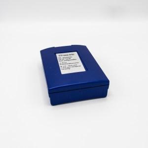 Trusă burghie pentru metal HSS DIN 338 (19 burghie) 2