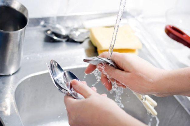 vaisselle pas rincée nouvelle-zélande