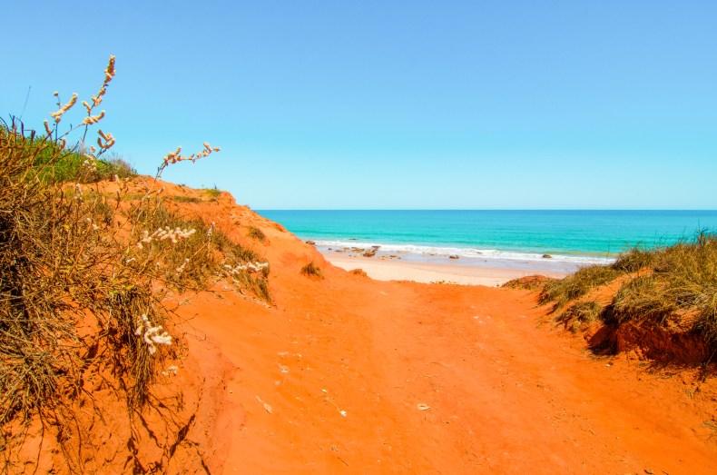 plus beaux paysages d'australie broome