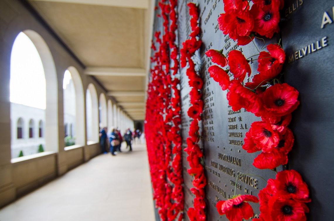 canberra war memorial grandes villes d'australie