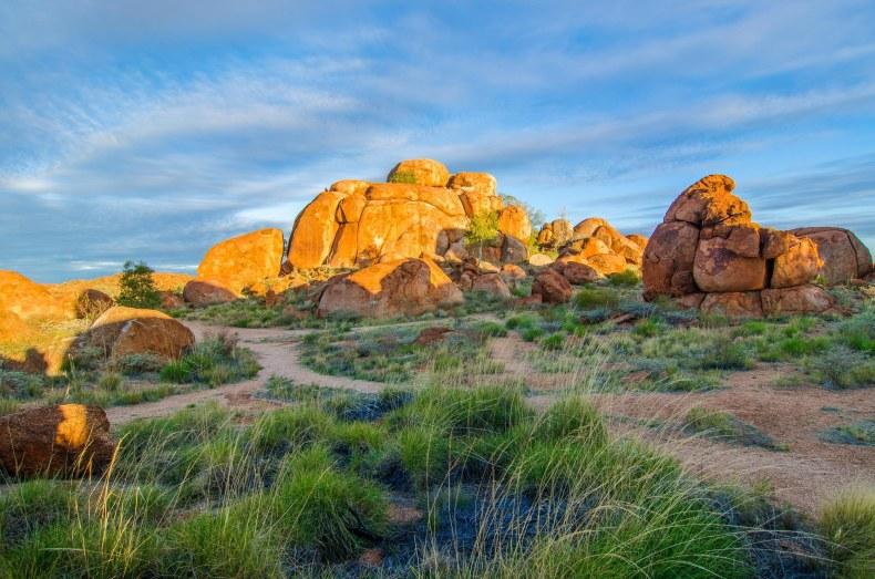 plus beaux paysages australie karlu karlu devil's marbles
