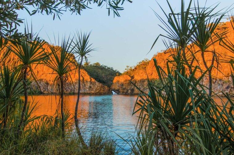 parcs nationaux australie nitmiluk
