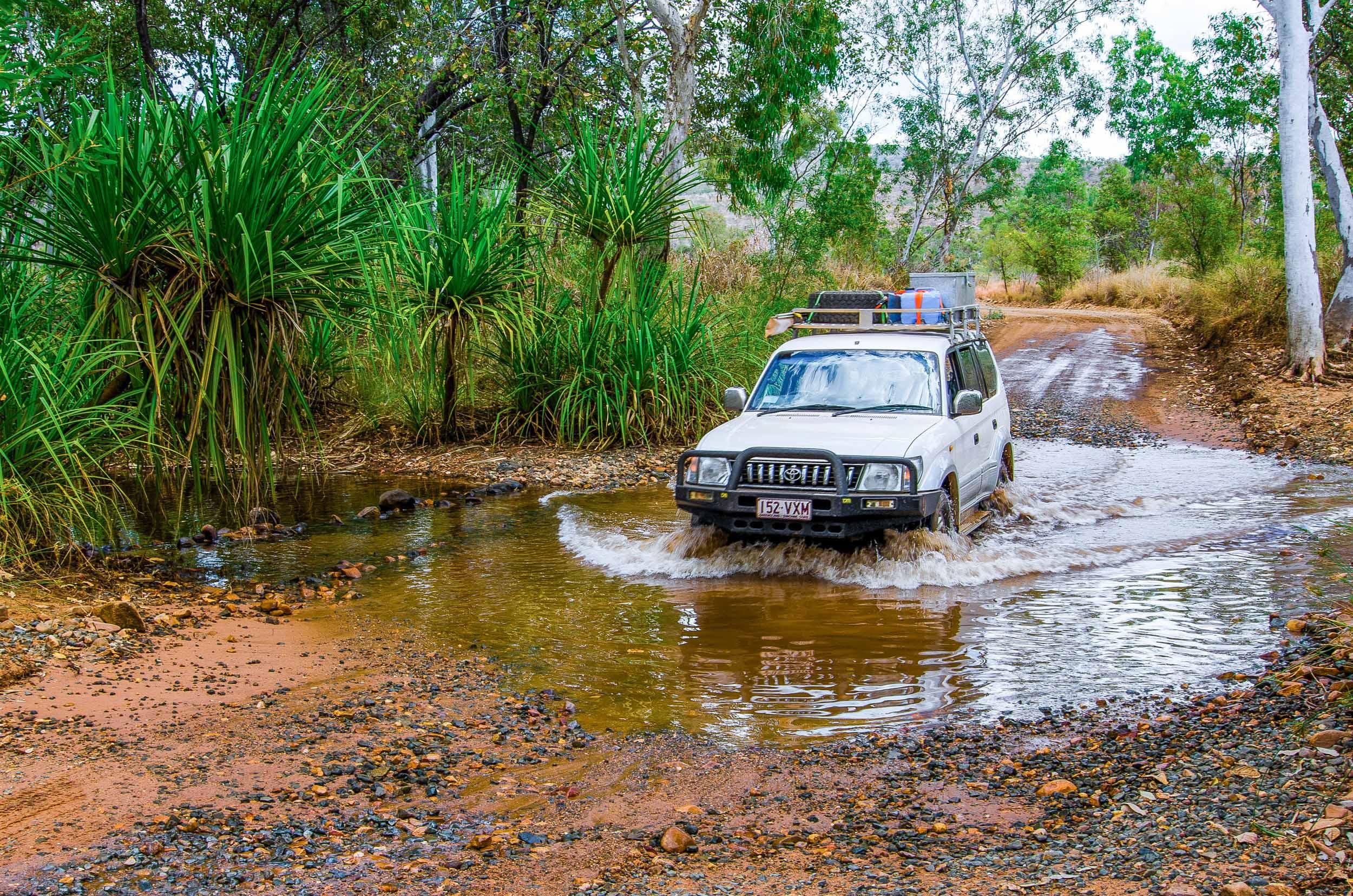 gibb river road côte ouest australie