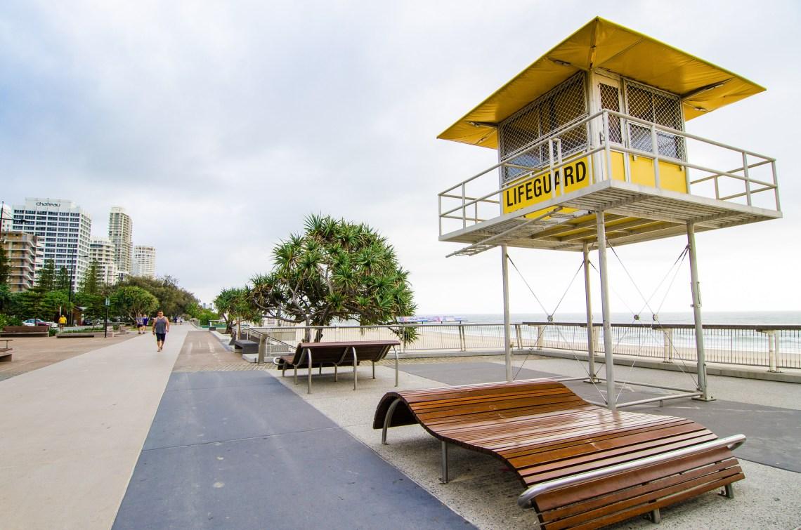 surfers paradise gold coast grandes villes d'australie