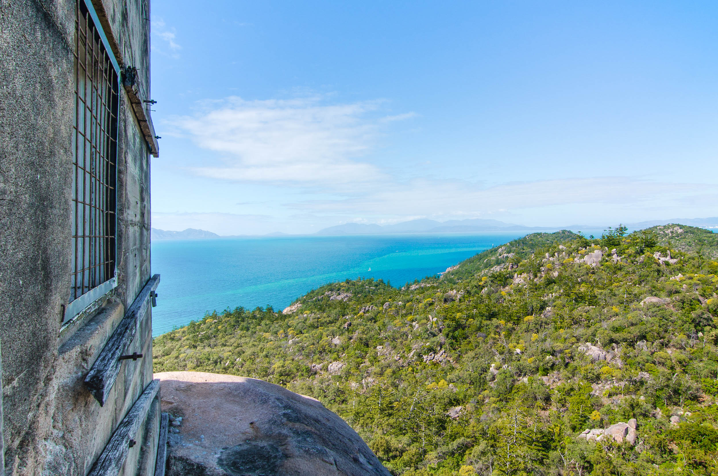 magnetic island road trip sydney cairns