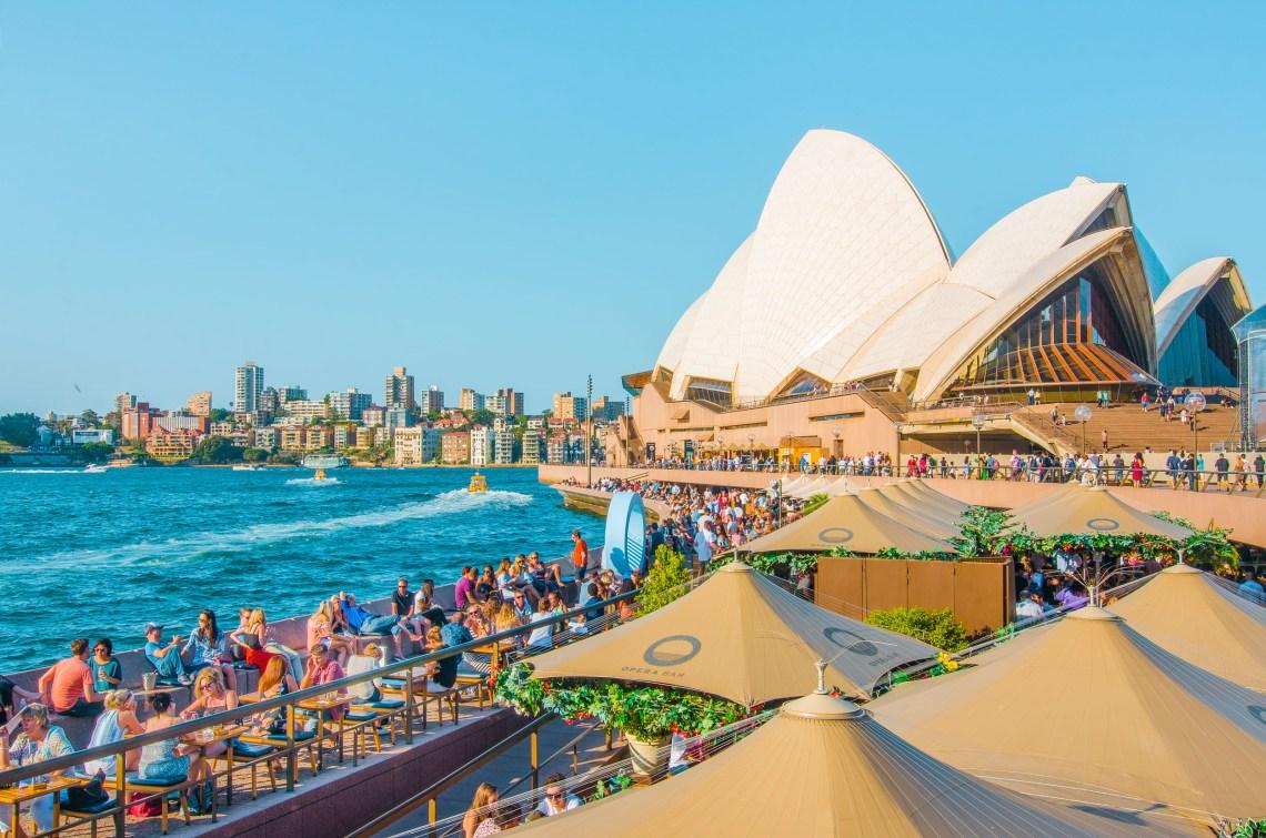 sydney grandes villes australie