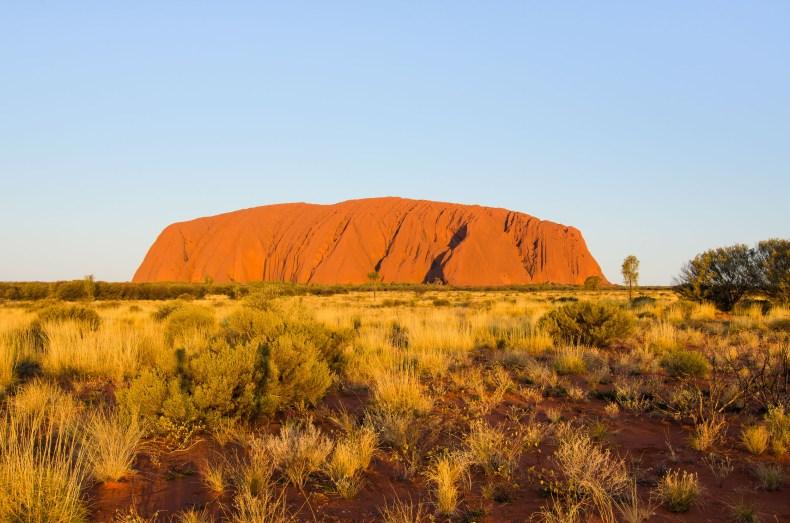 plus beaux paysages australie uluru kata tjura