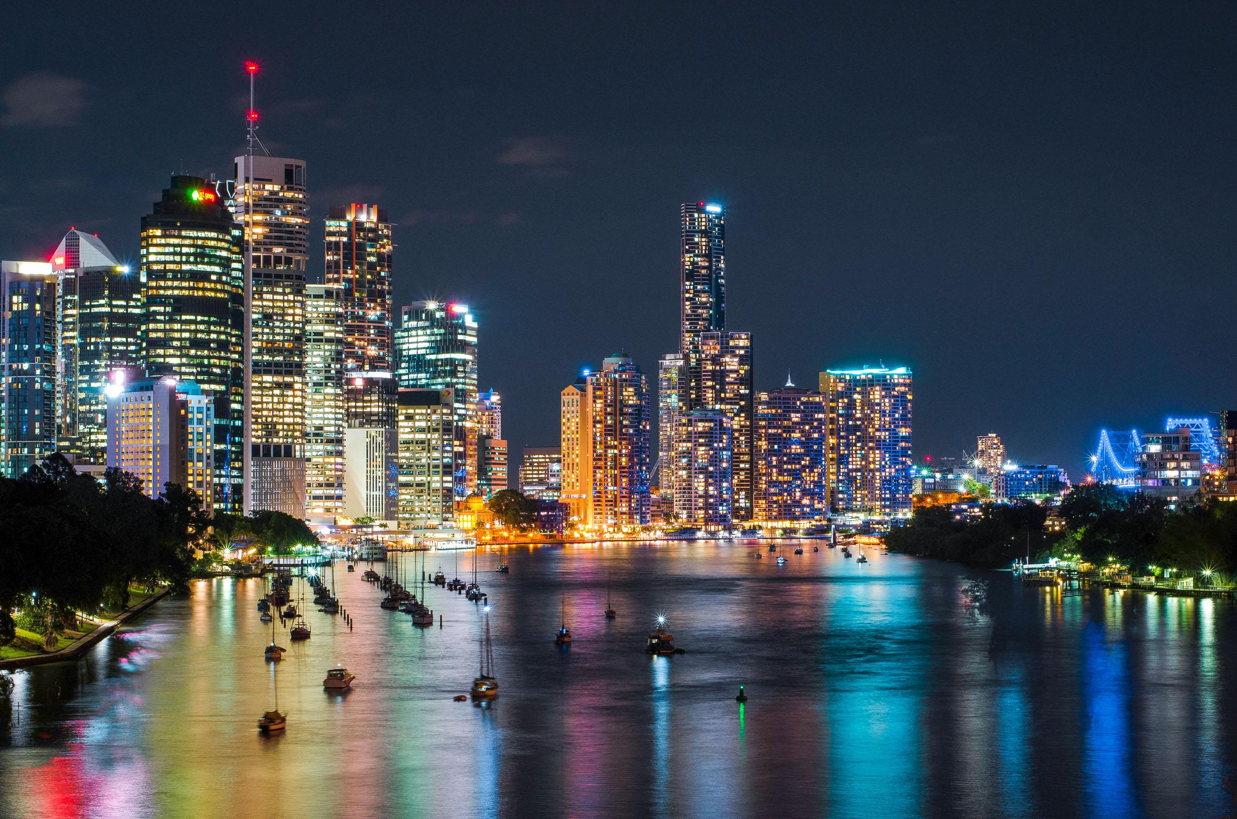 brisbane grandes villes d'australie