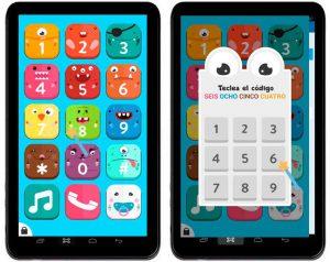 Baby Phone App