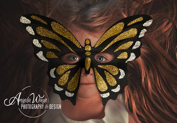 Máscara virtual de Mariposa de Haywiremedia
