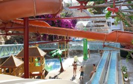 HOTEL MAGIC AQUA ROCK GARDENS, BENIDORM