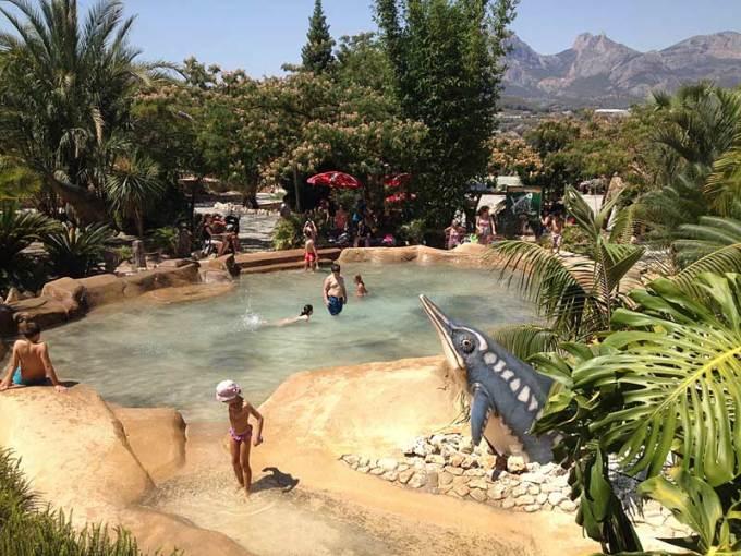 Mar Infantil en Dinopark Alicante