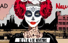 NOMAD FESTIVAL BARCELONA ESPECIAL HALLOWEEN
