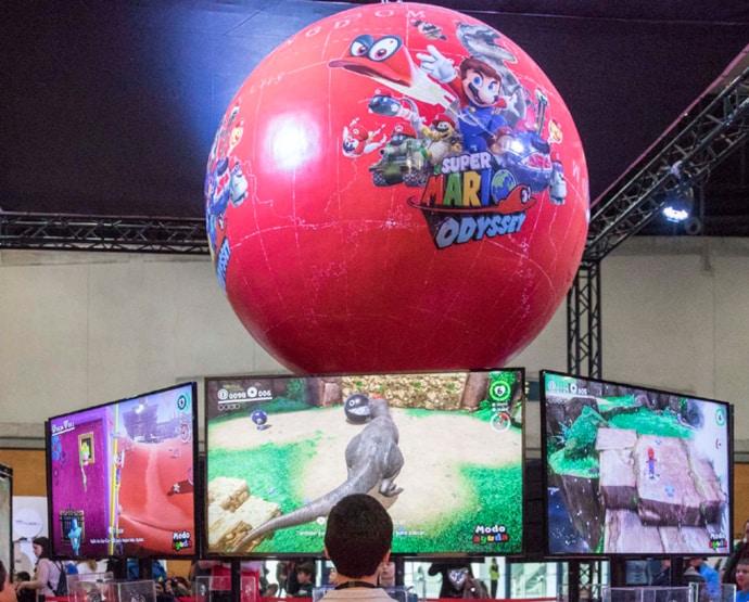 Juvenalia 2018 Videojuegos y mucho más
