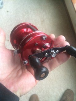 ABU 5000 Red